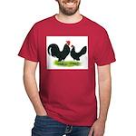 Black Dutch Pair Dark T-Shirt