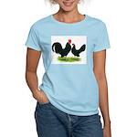 Black Dutch Pair Women's Light T-Shirt
