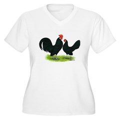 Black Dutch Pair T-Shirt