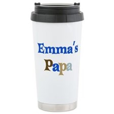 Unique Emma Travel Mug