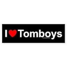 Tomboys Bumper Stickers