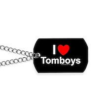 Tomboys Dog Tags