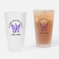 ALS Butterfly 6.1 Drinking Glass