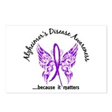 Alzheimer's Disease Butte Postcards (Package of 8)