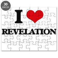 I Love Revelation Puzzle