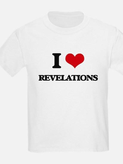 I Love Revelations T-Shirt