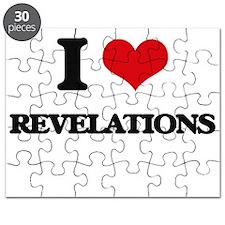 I Love Revelations Puzzle