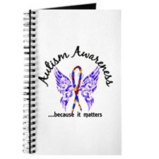 Autism Butterfly 6.1 Journal