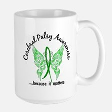 Cerebral Palsy Butterfly 6.1 Mug