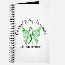 Cerebral Palsy Butterfly 6.1 Journal