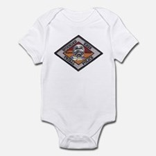 Wounded Knee Infant Creeper