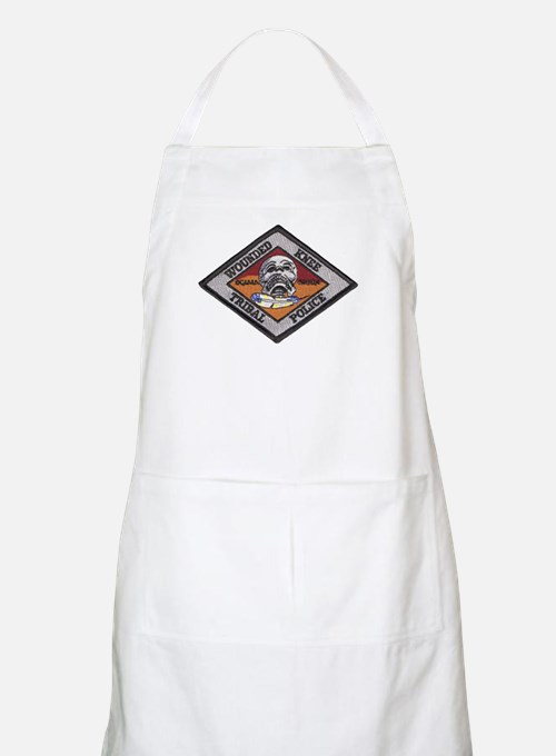 Wounded Knee BBQ Apron