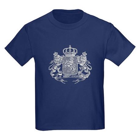 ANCIENT ARMS Kids Dark T-Shirt