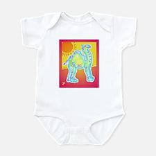 Summer Camel Infant Bodysuit