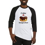 Cake Inspector Baseball Jersey