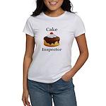 Cake Inspector Women's T-Shirt