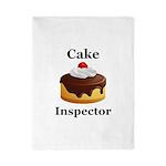Cake Inspector Twin Duvet