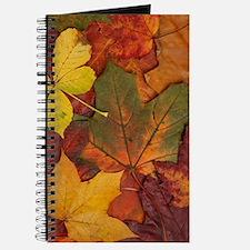FALL LEAVES Journal