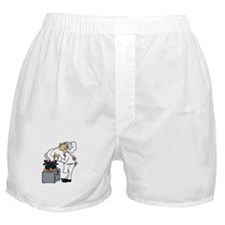 Chef Cooking Boxer Shorts