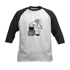 Chef Cooking Baseball Jersey
