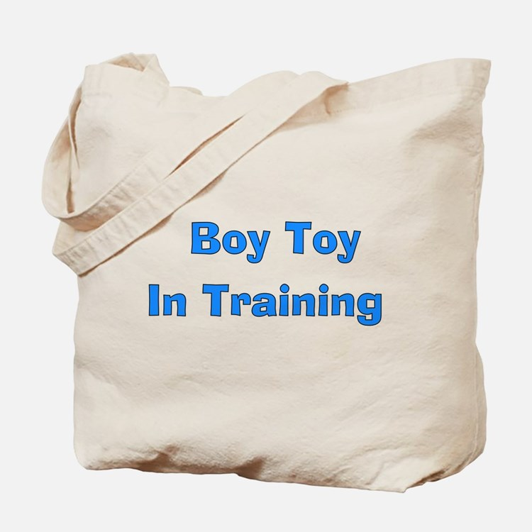 Boy Toy In Training Tote Bag
