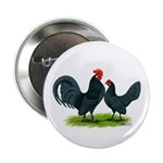 Blue Dutch Chickens Button