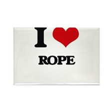 I Love Rope Magnets