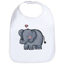 Unique Elephant Bib
