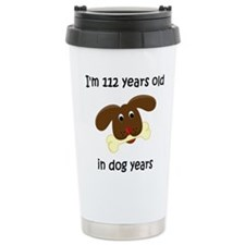 16 dog years 4 Travel Mug