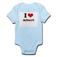 I Love Royalty Body Suit