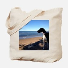 Mantle Great Dane Tote Bag