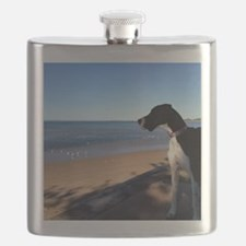 Mantle Great Dane Flask