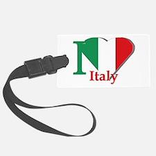 I love Italy Luggage Tag