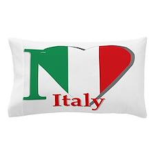 I love Italy Pillow Case