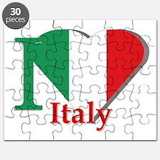 I love Italy Puzzle
