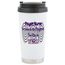 Unique Rn psych Travel Mug