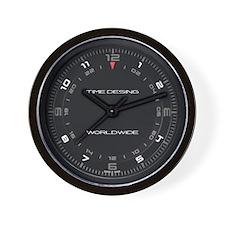 Time Design Worldwide Wall Clock
