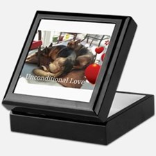 Unconditional Love Keepsake Box