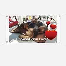 Unconditional Love Banner