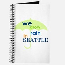 We Grow Rain in Seattle Journal