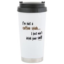 Unique Barista Travel Mug