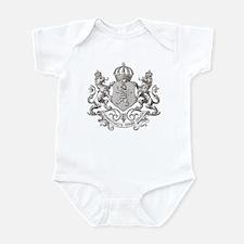 ANCIENT LION CREST Infant Bodysuit