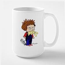 Large Alice Mug Right Handed Mugs