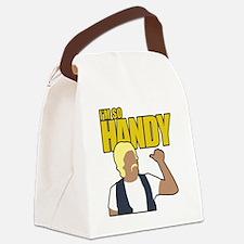 I'm So Handy - Weird Al Canvas Lunch Bag
