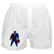 Judge With Gavel Boxer Shorts