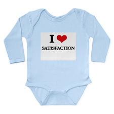 I Love Satisfaction Body Suit
