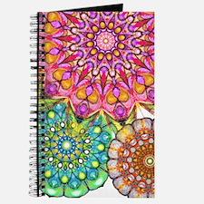 Floral Patten 2 Journal