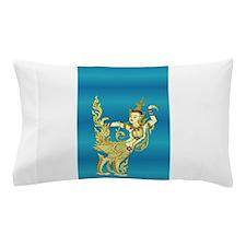 Cute Buddhist Pillow Case
