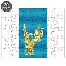 Cute Asia Puzzle