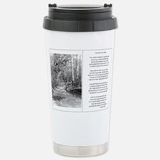 Funny Black white photos Travel Mug